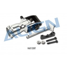 H60133BT ALIGN 600 Metal Tail Torque Tube Unit, for T-REX 600E / 600N / 600E PRO / 600EFL PRO / 550E / 550EFL / trex