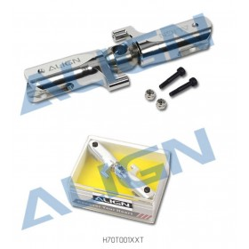 H70T001XXT ALIGN 700 Metal Tail Rotor Holder, for T-REX 700N / 700E / 800E / trex
