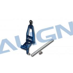 HN6102T-84 ALIGN 600 Elevator Arm Set (Blue), for T-REX 600 Nitro / trex600 / trex