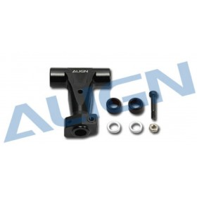 H45117AT ALIGN 450 PRO FL V2 Main Rotor Housing Set (Black), for T-REX 450 Pro / trex450