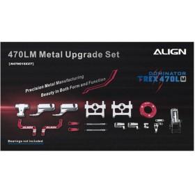 H47H015XXT ALIGN 470LM Metal Upgrade Set, for T-REX470L / trex470L / trex 470L