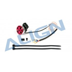 HML15M02T ALIGN 150MT Tail Motor Assembly, for T-REX 150