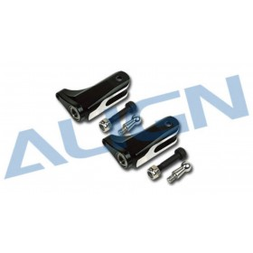 H45016T ALIGN Metal Main Rotor Holder Set, for T-REX 450 Pro / trex450 / trex 450