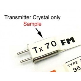 FUTABA Crystal for Transmitter (35MHz / FM) (1pc), TX