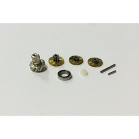 HSP42501T ALIGN DS425M Servo Gear Set, for T-REX 450 Plus / trex450plus / trex 450 / trex450 plus