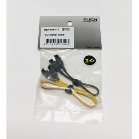 HEP3GF01T ALIGN 3G Signal Cable for 3G Flybarless systems / trex t-rex