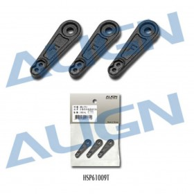 HSP61009T ALIGN D6DF Servo Horn, for ALIGN DS510 / DS520 / DS610 / DS620.