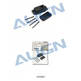 HSP43002T ALIGN Upper / Lower Servo Cover, for ALIGN DS430M Servo (T-REX 450L)  / Trex450L / trex 450L