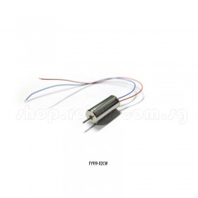 FLYING3D Brush Motor for FY919 Reaper Clockwise - CW - Red and Blue