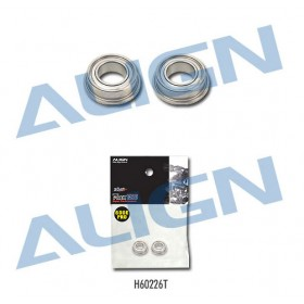 ALIGN Flanged Bearing 5x9x2.4mm (MF95ZZ) (2) for T-REX 600E PRO