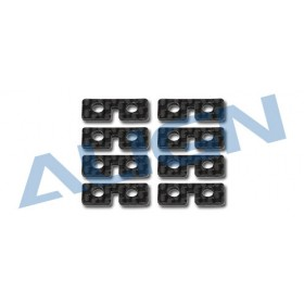 ALIGN Carbon Servo Plate for Trex 600 RC helicopter