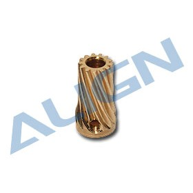 ALIGN Motor Pinion Gear 13T (helical gear) for T-REX 600 RC Helicopter