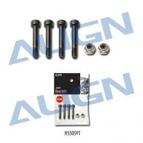 ALIGN Main Blade Screws for T-REX 550E/600E PRO/600EFL PRO