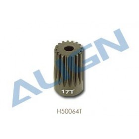 ALIGN Motor Pinion Gear 17T for T-REX 500
