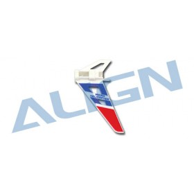 H11013T ALIGN 100 Vertical Stabilizer for T-REX 100S
