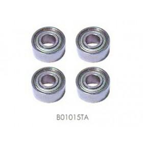 B01015TA ALIGN Bearing 7.93x3.17x3.57mm (4), R2-5ZZ