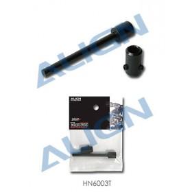 HN6003T ALIGN Clutch Start Shaft Set for T-REX 600 Nitro