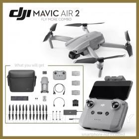 DJI Mavic Air 2 Fly More Combo, UK edition