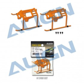 H15F001XOT ALIGN 150 Landing Skid, Orange for T-REX 150 / trex150 trex 150