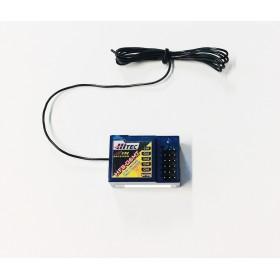 Hitec HFS-06MT 6-Channel FM Receiver(Single Conversion) HFS06MT 6ch