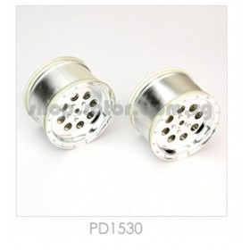 PD1530 THUNDER TIGER Wheel (2pcs), MTA4, for [6228F] MTA-4 S28