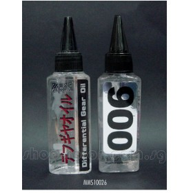 MMS10026 MuMeiSha Differential Gear Oil 900 (50ml) (Low Viscosity)