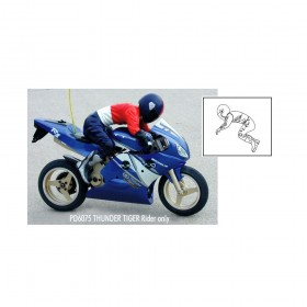 Thunder Tiger Rider FMHE, for [6528] Ducati FM1e