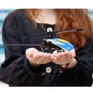 Firefox Palm-sized C129 4-Channel Mini Aileronless 6-axis Gyro 2.4G Remote Control Electric Helicopter, Mode 1 & Mode 2