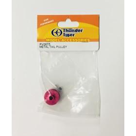 PV0675 THUNDER TIGER Metal Tail Pulley, for Raptor [4854] R50 Titan SE, [4855] Titan X50