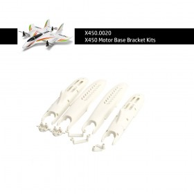 X450 Motor Base Bracket Kits, X450.0020