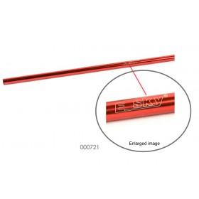 EK1-0447R / 000721 ESKY Tail Boom (Red), for EK1H-E026 Honey Bee King 2 / TWF