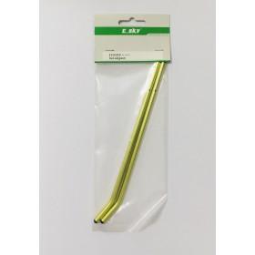 000680 ESKY E-SKY Skid Set (Green), for Belt CP V2, Belt CPX / 000680 / EK1-0415G
