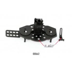 000662 ESKY Frame Kit, for Big Lama Co-Axial, E-500 (A.k.a. EK1-0376) / 662 / TWF000662 / EK10376