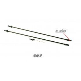 000635 ESKY Rear Stay Bar (A.k.a. EK1-0648)