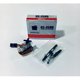 HS-45HB Premium Feather Servo Motor (Karbonite Gear)