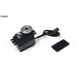 Hitec HSR-5990TG Premium Coreless Digital Programmable High Torque Robot Servo Motor (Titanium Gear) HSR5990TG