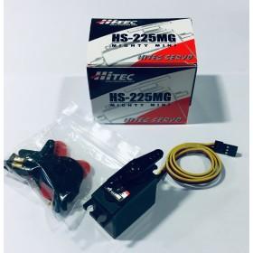 Hitec HS-225MG Mighty Mini Servo Motor (Metal Gear)