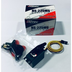 HS-225MG Mighty Mini Servo Motor (Metal Gear)