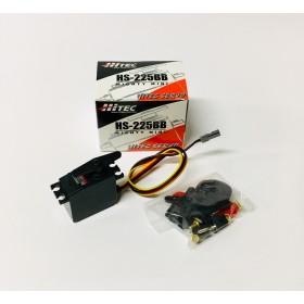 Hitec HS-225BB Mighty Mini Servo Motor (Nylon Gear)