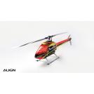 [Nett] HF5020T ALIGN 500E Speed Fuselage (Red & Yellow), for T-REX 500E PRO / PRO DFC
