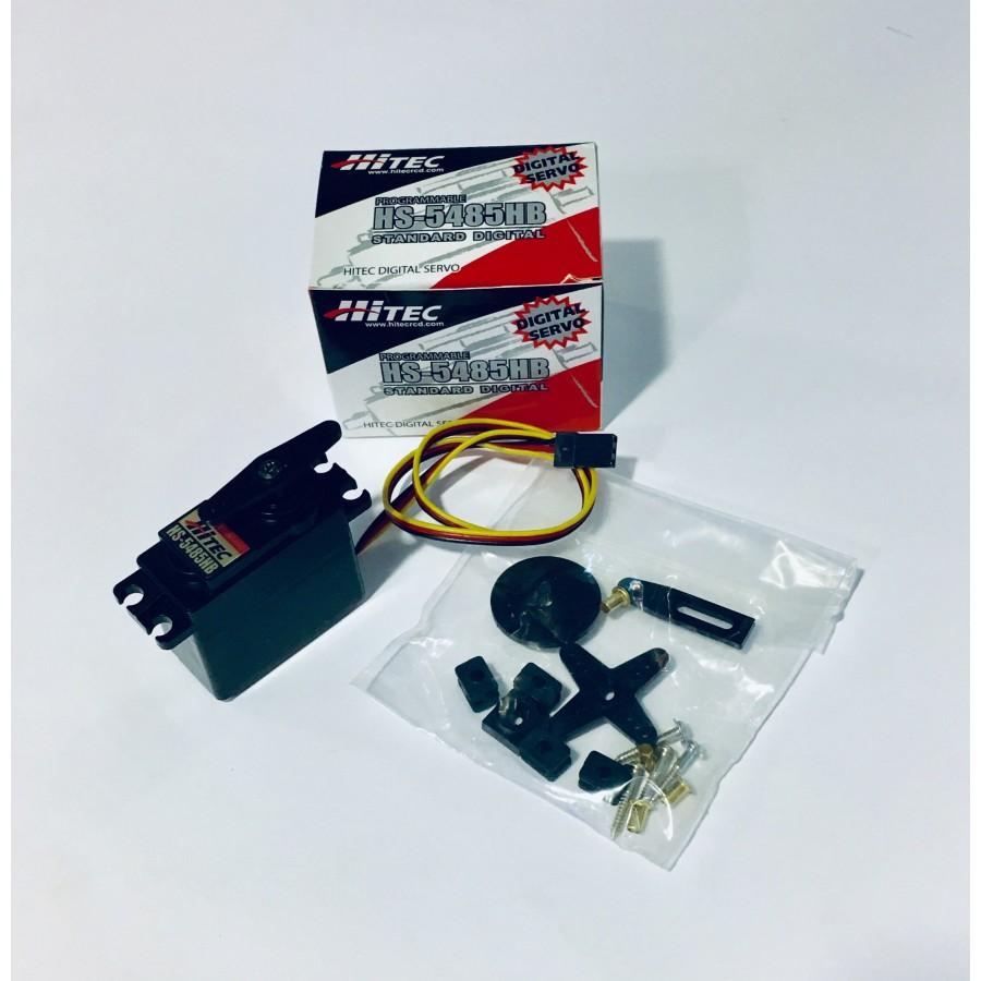 Hitec HS-5485HB Standard Digital Servo Motor (Karbonite Gear ...