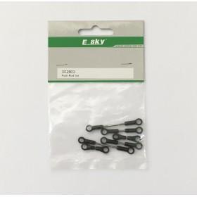 002803 ESKY Push Rod Set for Belt CPX / TWF002803 / 2803
