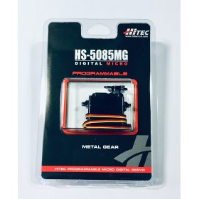 HS-5085MG Digital Micro Servo Motor (Metal Gear) (Programmable)