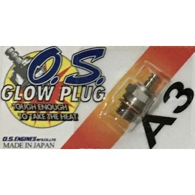 OS ENGINE A3 Glow Plug (Japan) / OSA3