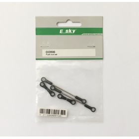 000696 ESKY Push Rod set, for Belt CP V2 / TWF000696 / 696